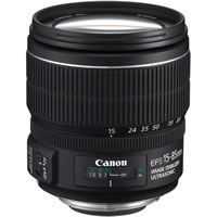 CanonEF-S 15-85mm f3.5-5.6 IS USM Lens
