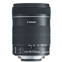 CanonEF-S 18-135mm f3.5-5.6 IS Lens