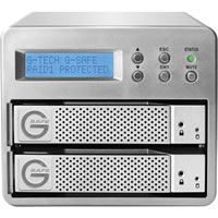 G-Technology2TB G-SAFE External Hard Drive Array