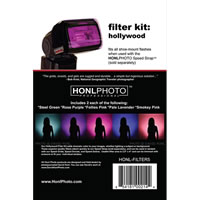 Honl Photo ProfessionalHollywood Filter Kit