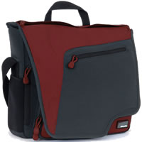 Skooba DesignTechlife Netbook Messenger Inferno Red