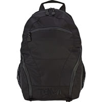 TenbaShootout Ultralight Backpack Black/Black