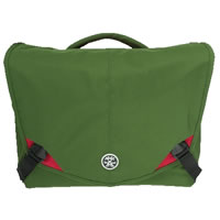 Crumpler7 Million Dollar Home - Olive/Red