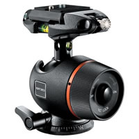 GitzoSeries 2 Basalt Ball Head QR Black