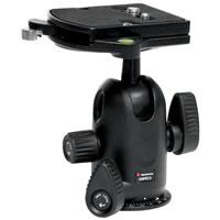 Manfrotto498RC4 Midi Ball Head with 410 Plate and Friction Control