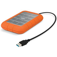 LaCie500GB Rugged USB 3.0 PCle EC34 7200Rpm PC/Mac