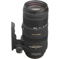 SigmaAF 120-400mm f/4.5-5.6 APO DG OS HSM Zoom Lens for Sony