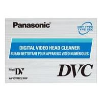 PanasonicMiniDV Head Cleaner Tape