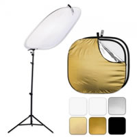 Westcott6-In-1 Illuminator Reflector 42