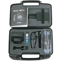 DelkinSensor Scope System Kit with Scope, Vac, Wand & Solution