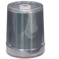 CablesTaiyo Yuden JVC CD-R 700MB 52X Spindle of 100 Silver Top mfg: CDR80ZZ100SB-B