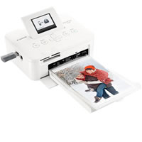 CanonCP800  Photo Printer White