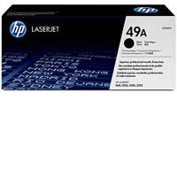 Hewlett-PackardHP Q5949A Toner - Black 2500 Cartridge