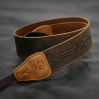 MatinEtsHaim Leather Strap