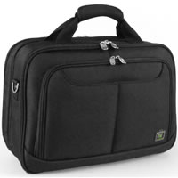 Skooba DesignCheckthrough Executive Briefcase - Small Black