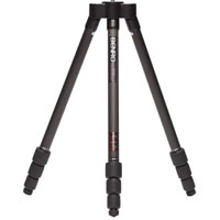 BenroC0180T Travel Flat Tripod - Carbon Fibre Twist Lock
