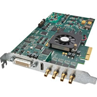 AJA Video SystemsKONA 3G PCIe Card for Mac Pro and PC's