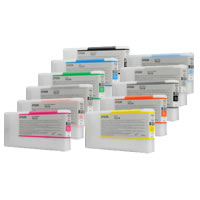 EpsonStylus Pro 4900 Color Ink Set 11 Cartridges