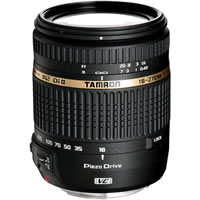 TamronAF 18-270mm f/3.5-6.3 Di-II VC PZD LD IF ASL Lens for Canon w/ Hood