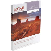 Moab Paper Co.A4 Lasal Exhibition Luster 300gsm 50 Sheets 11.7 x 8.3
