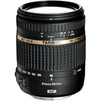 TamronAF 18-270mm f/3.5-6.3 Di-II PZD LD IF ASL Lens for Sony w/ Hood