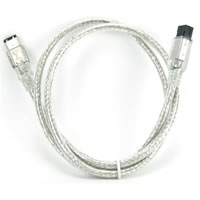 TechCraft25' Firewire 9pin to 6pin