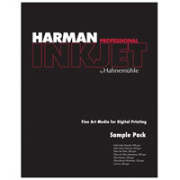 HarmanSample Harman by Hahnemuhle 8.5 x 11