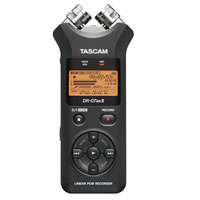 TascamDR-07 Portable Digital MKII Recorder