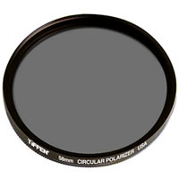 Tiffen58mm Circular Polarizer Filter