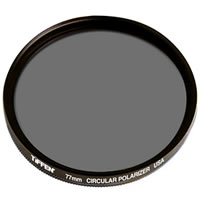 Tiffen77mm Circular Polarizer Filter
