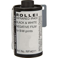RolleiInfrared 135-36 Film