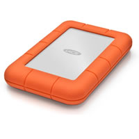 LaCie1TB Rugged mini USB 3.0 5400 RPM