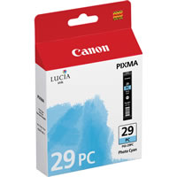 CanonPGI-29 Photo Cyan Ink Tank for Pro-1