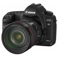 CanonEOS 5D Mark II Body (white box)
