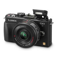 PanasonicLumix DMC-GX1 Black Kit w/ 14-42mm Power OIS