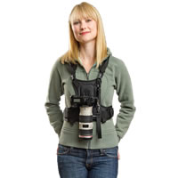 Cotton CarrierCotton Carrier Camera Vest (No Side Holster)