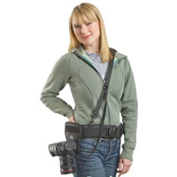 Cotton CarrierCotton Carry-Lite Belt System