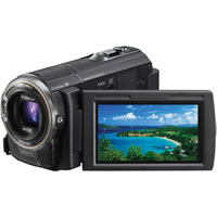 SonyHDRCX580V 32GB Full HD 60p/24p Camcorder