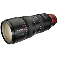 CanonCN-E 30-300mm EF Mount Cinema Zoom Lens