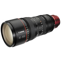 CanonCN-E 30-300mm PL Mount Cinema Zoom Lens