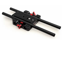 ZacutoC300 Studio Baseplate with 12
