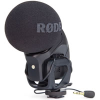 Rode MicrophonesStereo Video Mic Pro
