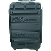 Kino FloDiva-Lite 401 Flight Case (2-Unit)