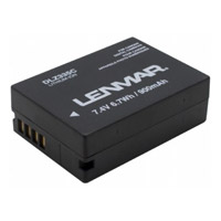 LenmarCanon SX40HS Li-ION Battery Replacement for NB-10L