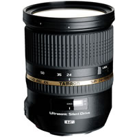 TamronSP AF 24-70mm f/2.8 Di VC USD Zoom Lens for Canon