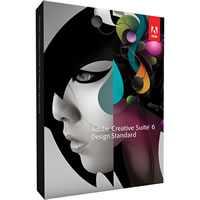 AdobeCS6 Design Standard MAC V6 Ecom (65164059)