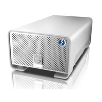 G-Technology4TB G-RAID External Hard Drive Array with Thunderbolt