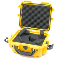 Nanuk Cases905 Case Yellow with Foam