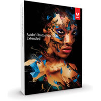 AdobeCS6 Photoshop Extended UPG V13 TLP E-License from Photoshop Regular or Extended CS3, 4, 5
