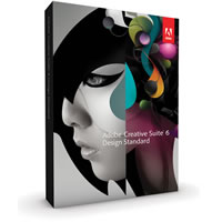 AdobeCS6 Design Standard MAC V6 - Student & Teacher Edition (65163557)